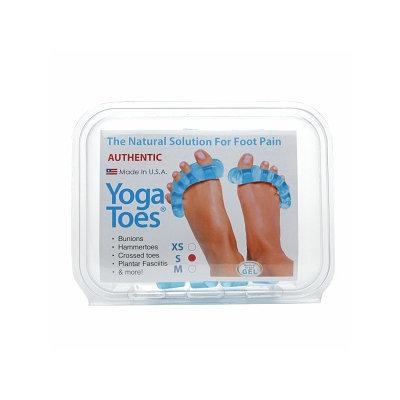 YogaToes - Yoga Toes Small Sapphire Blue