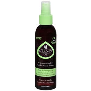 Hask Almond Oil Root Thickening Spray, 6 fl oz