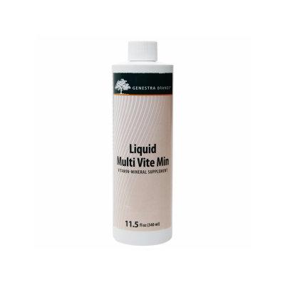 Seroyal Usa Liquid Multi Vit Min 340Ml