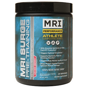 MRI PERFORMANCE ATHLETE COMPETITIVE SERIES SURGE - Berry Punch
