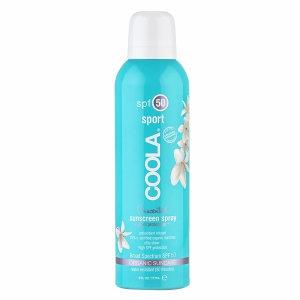 Coola Sport Spf 50 Unscented Sunscreen Spray