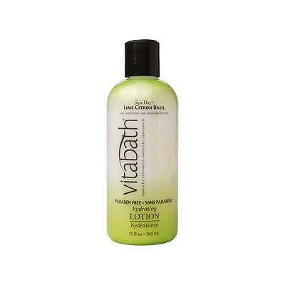 Vitabath Hydrating Lotion, Lime Citron Basil, 12 fl oz