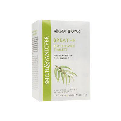 Aromatherapaes Shower Tablets, 6 pk, Breath, 1 ea
