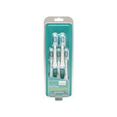 Walgreens Sonic Essential Clean Brush Head Refills, 5 ea