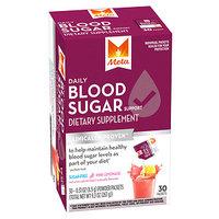 Meta Blood Sugar, Powder Packets, Pink Lemonade, 9.3 oz