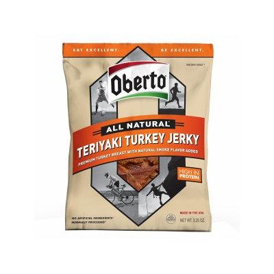 Oh Boy Oberto Oberto All Natural Turkey Jerky, Teriyaki