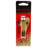 Revlon Gold Series Dual-Ended Nail Clip