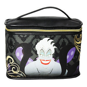 SOHO Disney Villains Train Case, Ursula, 1 ea