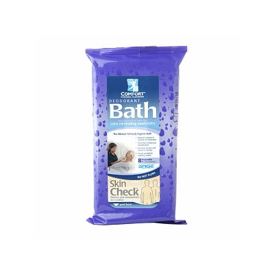 Sage Deodorant Bath Comfort Personal Cleansing Bath Ultra-Thick Washclothes, Deodorant