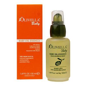 Olivella Baby Oil Essence, 1.69 fl oz