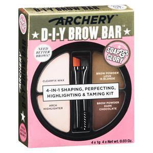 Soap & Glory Archery DIY Brow Bar, Love is Blonde, .05 oz