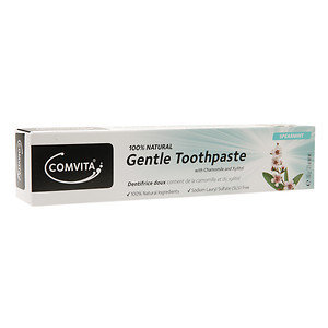 Comvita Natural Gentle Toothpaste with Chamomile & Xylitol Spearmint