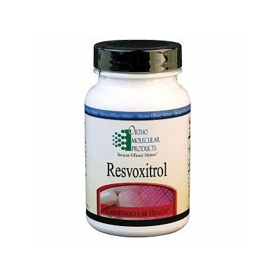Ortho Molecular Products Resvoxitrol, 60 ea