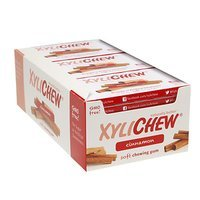 Xylichew Soft Chewing Gum Sweetened with Birch Xylitol Blister Packs, Cinnamon, 12 pk, 144 ea