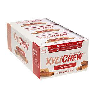 Xylichew Soft Chewing Gum Cinnamon
