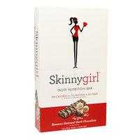 Skinnygirl Tasty Nutrition Bar, 12 pk, Banana Oatmeal Dark Choolate, 1.4 oz