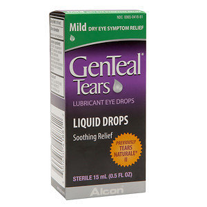 GenTeal Eye Drops, Mild