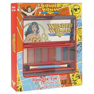 Wonder Woman Paradise Eye-Land Eyeshadow Set, 8 shades, .27 oz