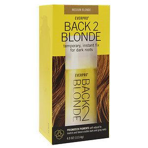 Biocosmetics Everpro 4 oz Medium Blonde Hair Coloring Temporary Hair Color