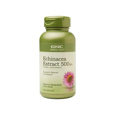 Gnc Herbal Plus Formula GNC Herbal Plus Echinacea Extract 500mg