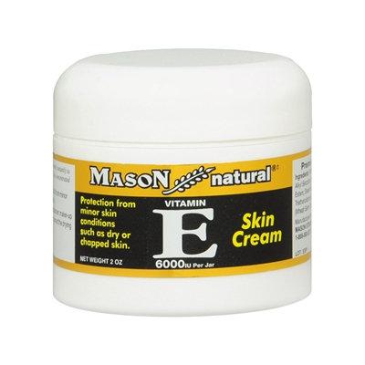 Mason Natural Vitamin E Skin Cream 6000iu 2 oz