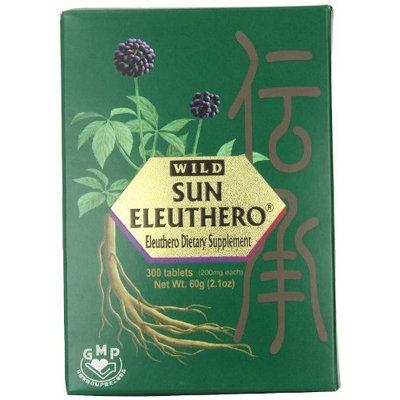 Sun Chlorella Eleuthero Nutritional Tablets, 200 mg, 300 Count