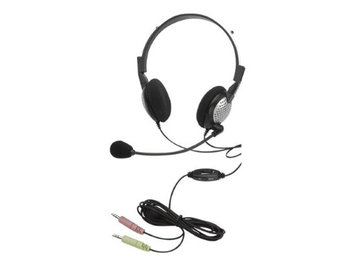 Andrea Electronics At & t And-nc185vm Noise Canceling Stereo Headset With Volu (andnc185vm)