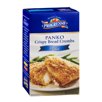 Progresso Plain Panko Crispy Bread Crumbs