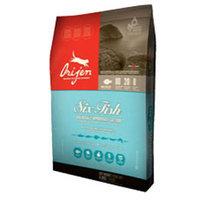 Orijen 6 Fish Dry Cat Food 5-lb bag