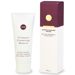Zia Natural Skincare Ultimate Cleansing Mousse