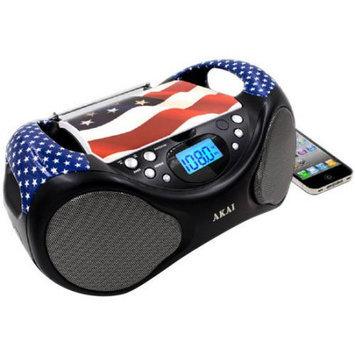AKAI CE2000-USA USA THEME BOOM BOX