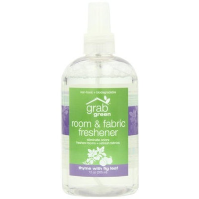Grab Green Room and Fabric Freshener, Immortelle with Jasmine, 7 Ounce
