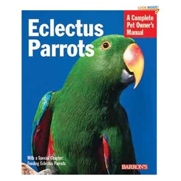 Transform Eclectus Parrots (Complete Pet Owner's Manual) (Paperback)