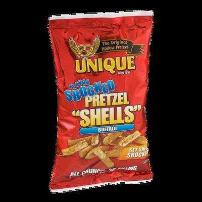 Unique Flavor Shocked Pretzel