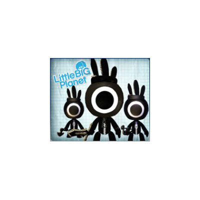Sony Computer Entertainment LittleBigPlanet PATAPON Costume Pack DLC