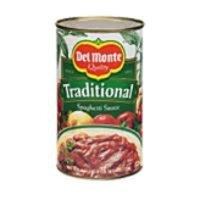 Del Monte® Traditional Spaghetti Sauce