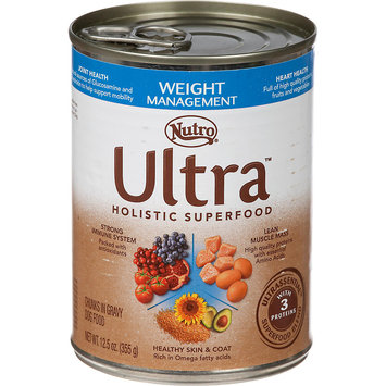 Zeigler's Distributor Inc Nutro Ultra Weight Management Canned Dog Food