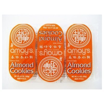 D J Asian market Amay,s Almond Cookies At D&J Asian Market Inc