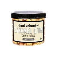 FunkyChunky Caramel Corn Mini Canister (3-6z)