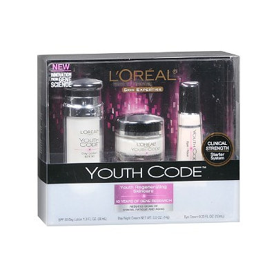 L'Oréal Paris Youth Code Clinical Strength Starter System