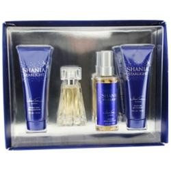 Shania Twain 'Starlight' Women's 4-piece Fragrance Set