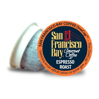 San Francisco Bay Espresso Roast 48 One Cups