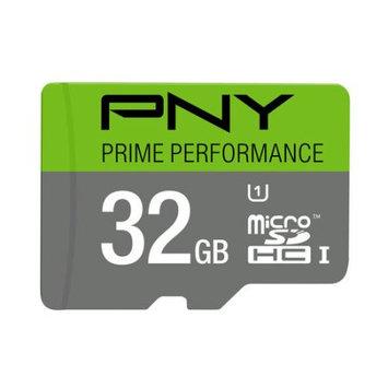 Pny Technologies 32GB Prime Prfrmc Class 10 Micro Sd P-SDU32GU160GW