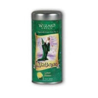 Miztique Wizard Green Organic Tea FunFresh 35 Bag