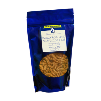 George J. Howe Company Honey Roasted Sesame Sticks