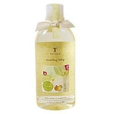 Thymes Sweetleaf Baby Wash & Shampoo