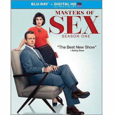 Masters Of Sex: The Complete First Season (Blu-ray + Digital HD) (Anamorphic Widescreen)