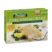 Mrs. Paul's Parchment Bake Tilapia Fillets Lemon Pepper - 2 CT