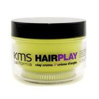 KMS California Hair Play Clay Creme (Matte Sculpting & Texture) - 125ml/4.2oz