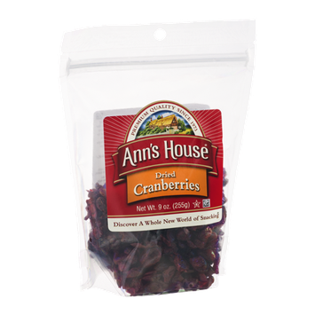 Ann's House Dried Cranberries